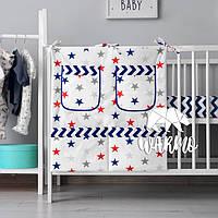 Органайзер для детской кроватки Warmo™ СУПЕРСТАР