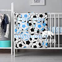 Органайзер для детской кроватки Warmo™ ФУТБОЛ