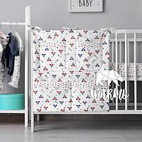 Органайзер для детской кроватки Warmo™ ВИГВАМЫ