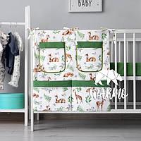 Органайзер для детской кроватки Warmo™ ОЛЕНИ