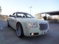 Кабриолет Chrysler 300C, фото 1