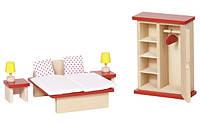 Игровой набор Goki Мебель для спальни (51715G)