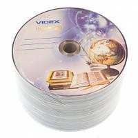 Диск Videx DVD-R 16x  4.7Gb 120 min/50