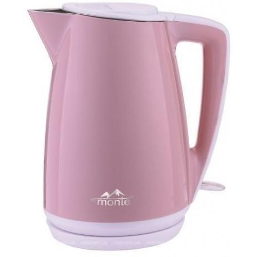Електричний чайник Monte MT-1812P (1.8 л / 1500 вт)