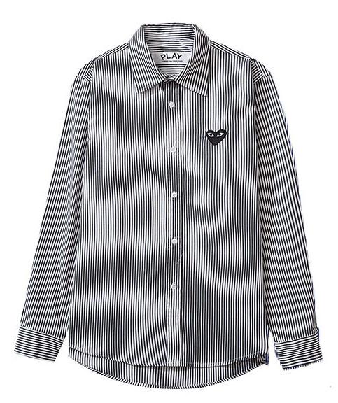 Рубашка Comme des Garcons мужская женская