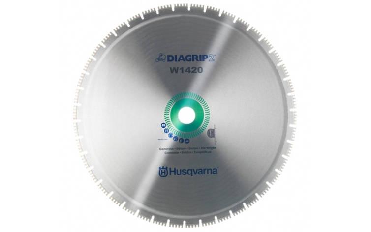 Диск алмазный 24  '/  600 60 + 6 W1420 широкий рез | Husqvarna | 5812472-20, фото 2