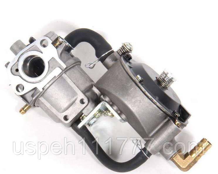 Газовый редуктор (для бензинового генератора 5,5 кВт)