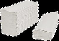 Бумажные полотенца V - сложение, белые