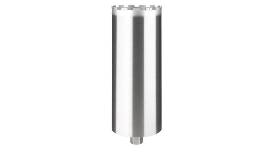Коронка алмазная ф102мм 1-1 / 4 'D820 сер.бетон | Husqvarna | 5227893-01, фото 2