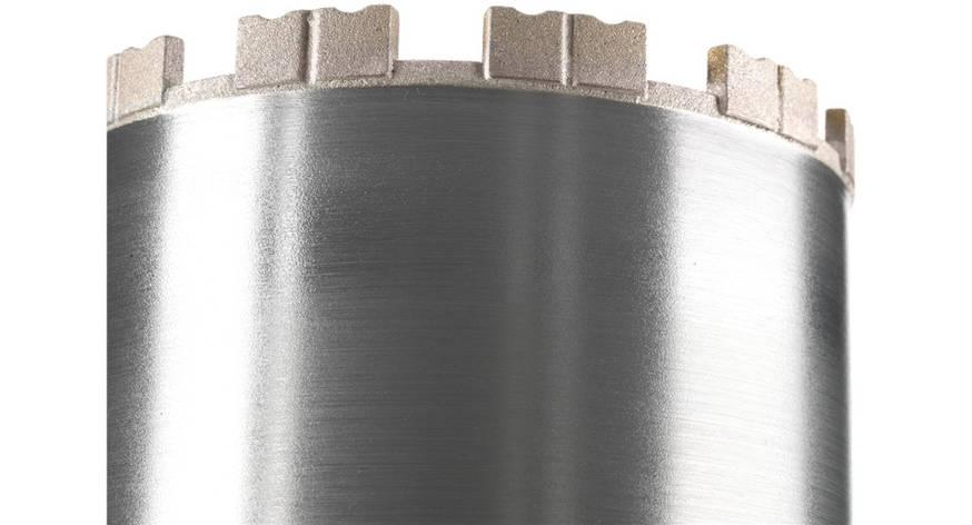 Коронка алмазная ф112мм 1-1 / 4 'D1220 тв.бетон | Husqvarna | 5226967-01, фото 2