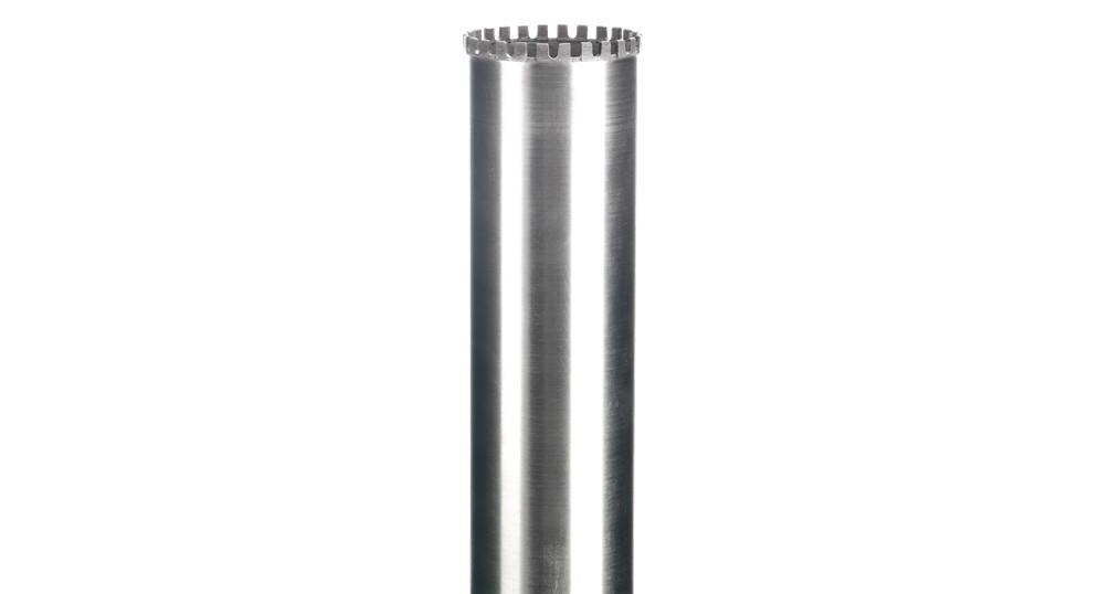 Коронка алмазная ф112мм 1-1 / 4 'D1410 камень   Husqvarna   5852105-01