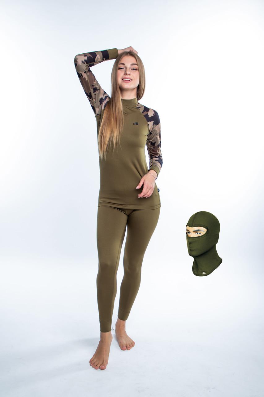 Женское тактическое термобелье зимнее Rough Radical Shooter (original) SportLavka