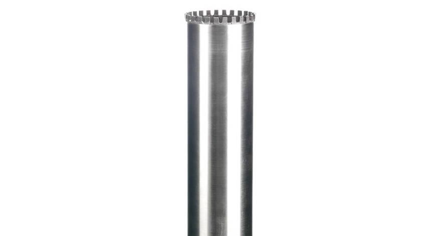 Коронка алмазная ф122мм 1-1 / 4 'D1410 камень | Husqvarna | 5852106-01, фото 2