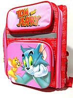 """Ранець шкільний каркасний 14,5"""", """"Tom and Jerry"""" 610 02807, фото 1"""