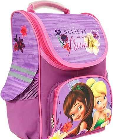 Рюкзак для девочек Olli Disney Fairies OL-0915F Сиреневый
