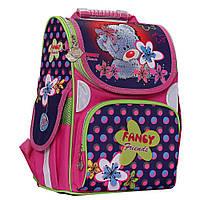 Ранец с мишкой для девочек Rainbow арт. 8-502, фото 1
