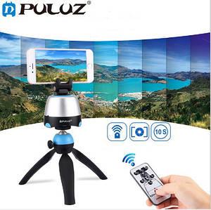 Поворотный штатив платформа (Time Lapse ) PULUZ  для панорамной съемки на мобильный телефона,камеру