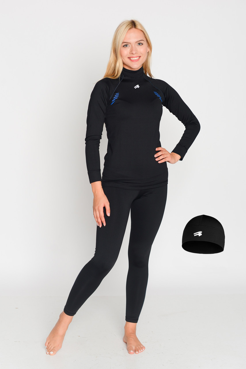 Женское спортивное/лыжное термобелье Rough Radical Edge (original) теплое зимнее комплект SportLavka