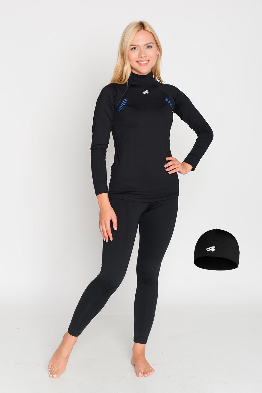 Жіноче спортивне/лижне термобілизна Rough Radical Edge (original) тепле зимове комплект