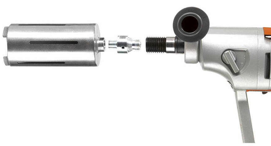 Удлинитель 1/2 'GM-1/2' GF 100мм сталь   Husqvarna   5430462-99 , фото 2