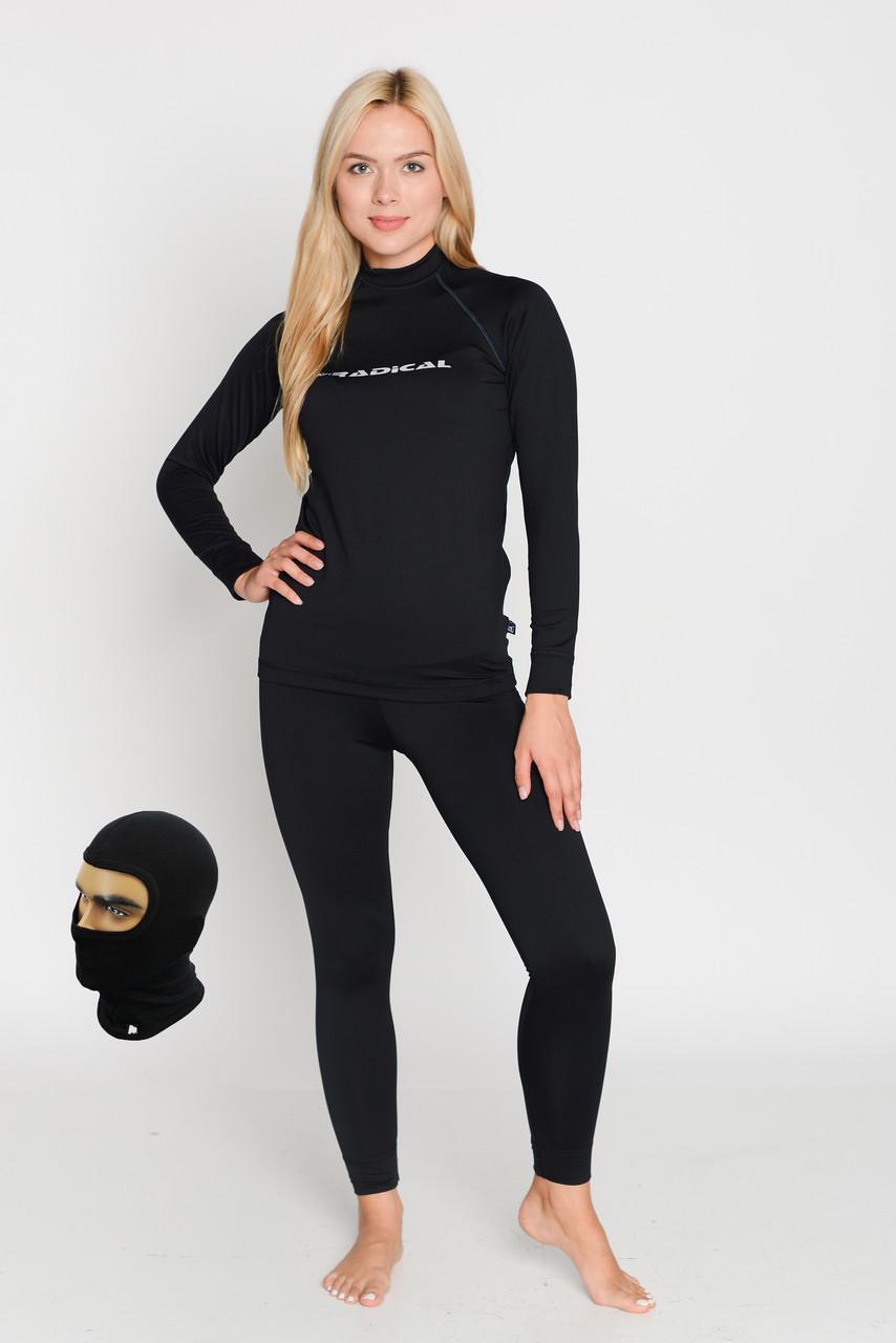 Женское спортивное/лыжное термобелье Rough Radical Magnum (original) теплое зимнее комплект SportLavka