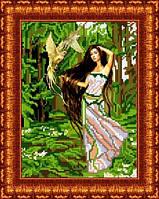 Набор для вышивания бисером «Лесная фея»