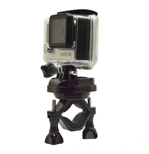 Кріплення для Gopro з платформою на велосипед на 360 градусів, підходить для всіх екшн камер