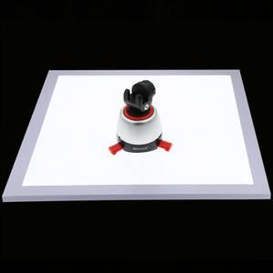 Светодиодный фон (платформа для предметной съемки без тени) с регулятором яркости на 1200LM