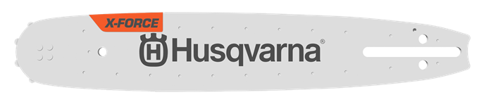 "Шина X-Force Laminated Husqvarna 16""; 3/8"" mini. 1.3мм. SM. SN. 56D | 5822076-56"