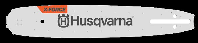 "Шина X-Force Laminated Husqvarna 16""; 3/8"" mini. 1.3мм. SM. SN. 56D | 5822076-56, фото 2"