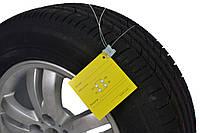 Пломба охоронна для зберігання шин в комплекті (к-т 4 шт)