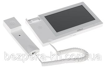 "7"" SIP IP відеодомофон Dahua DHI-VTH5221EW-H"