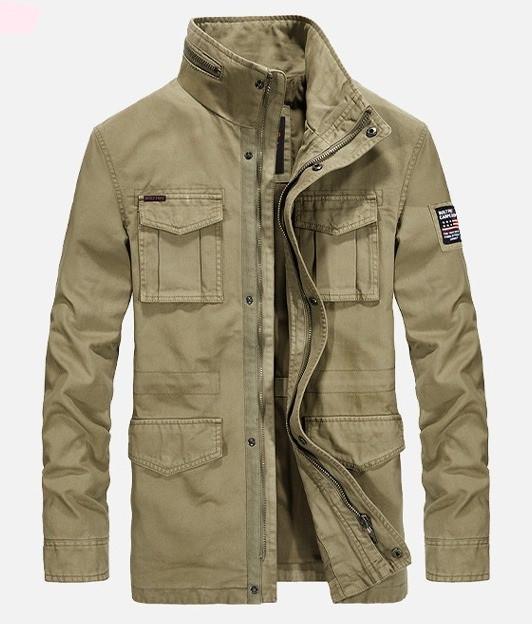 Jp original 100% хлопок Мужская куртка в стиле милитари джип