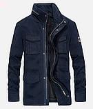 Jp original 100% хлопок Мужская куртка в стиле милитари джип, фото 3