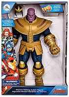 Фигурка Танос со световыми и звуковыми эффектами, Thanos Talking Action Figure Marvel's Avengers Disney