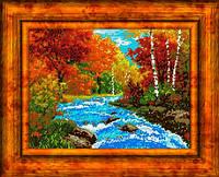 Набор для вышивки бисером «Осень»
