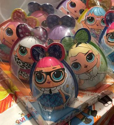 L. O. L. surprise Пластикове яйце Лол з сюрпризом, фото 2