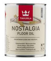 Масло для пола Tikkurila Nostalgia Floor Oil (все фасовки)