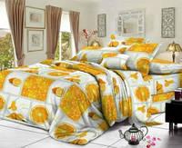Постельное белье двушка торговая марка Комфорт Текстиль Украина ранфорс