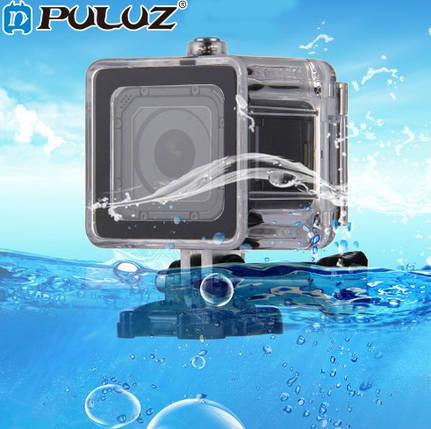 Защитный подводный бокс для GoPro Session 4 / 5 PULUZ, фото 2
