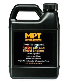 MPT ® Engine Treatment - присадка для моторных масел 3.785 л