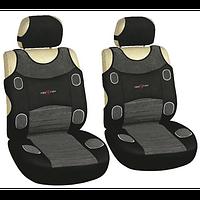 Майки MILEX Prestige для передних сидений AG-7252 серые