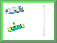 Швабра Microblue Wet System Light микрофибра 40см TTS 1041868695 в комплекте (Италия)