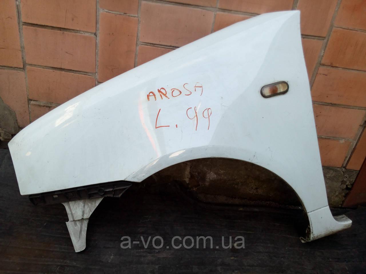 Крыло переднее левое для Seat Arosa 2000-2005