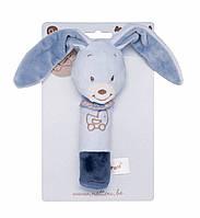 Погремушка Nattou шуршащая кролик Бибу (321105)