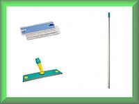 Швабра Microriccio Velcro микрофибра 40см TTS 1041887705 в комплекте (Италия)