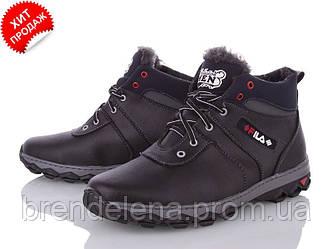 Чоловічі зимові черевики р42 (код 1112-00)