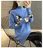 Молодежная туника на девочку 42-46 (в расцветках), фото 3
