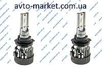 Светодиодная автолампа LED H7 5000K 5600LM EP Комплект