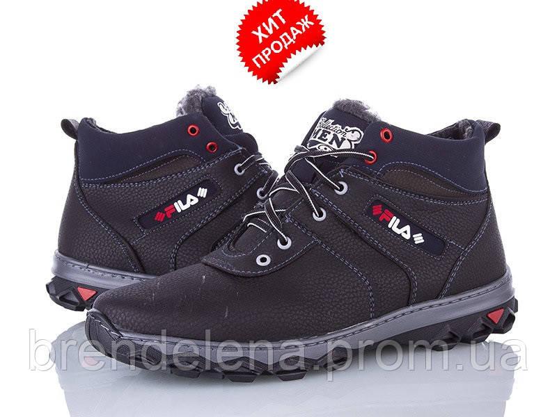 Мужские зимние ботинки р41 (код 1111-00)